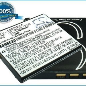 Casio NP-120 NP-120DBA yhteensopiva akku - 630 mAh