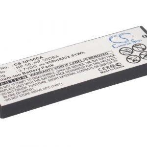 Casio NP-50 NP-50DBA yhteensopiva akku 950 mAh