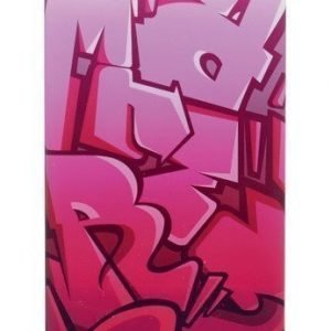 Celly Graffiti Letters Case for iPhone 4S Pink