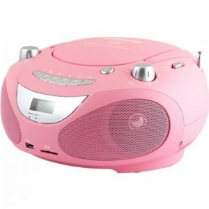 Champion Electronics Abb200p Cd-Soitin / Radio / Mp3 / Usb Pinkki