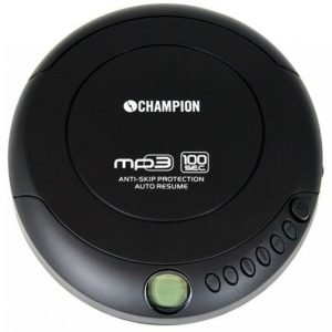 Champion Electronics Discman Cd / Mp3 Adm100