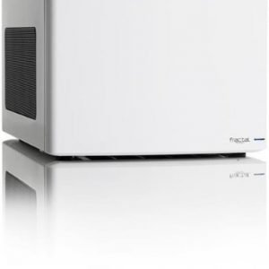 Chassi-Desktop Fractal Design Node 304 HTPC No PSU White mITX