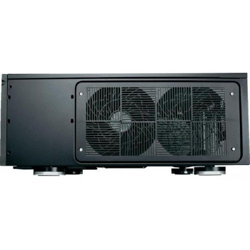 Chassi-Desktop Silverstone Grandia GD07B HTPC No PSU Black ATX