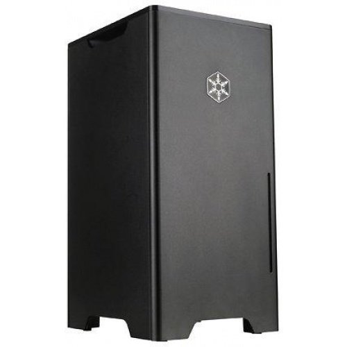 Chassi-MINI-ITX Silverstone Fortress FT03B No PSU Black mITX