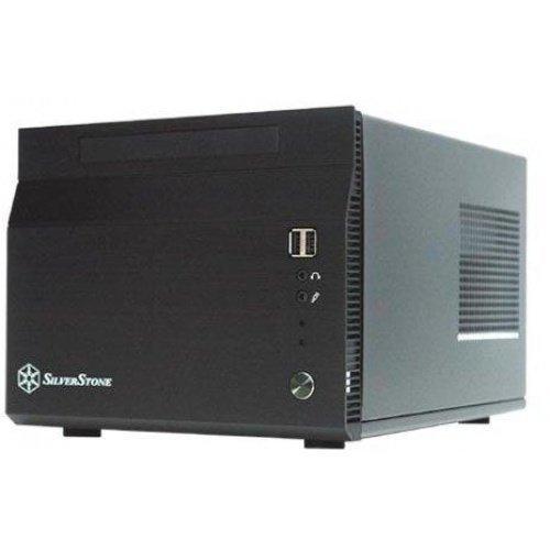 Chassi-MINI-ITX Silverstone Sugo SFF SG06BB 450W SFX Black mITX
