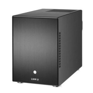 Chassi-Mini-ITX Lian Li PC-Q25 No PSU Black mITX