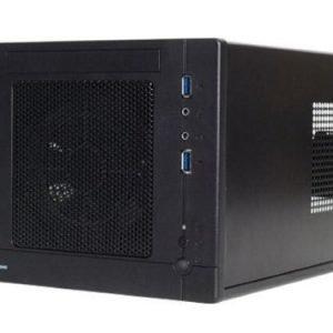 Chassi-Mini-ITX Silverstone Sugo SG05BB-Lite No PSU Black mITX