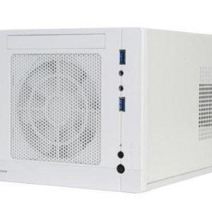 Chassi-Mini-ITX Silverstone Sugo SG05W-Lite No PSU White mITX