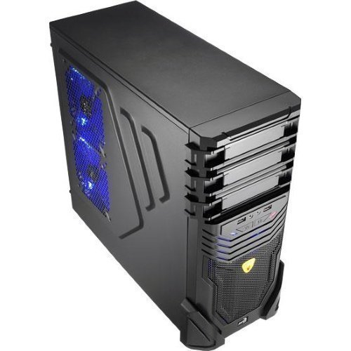 Chassi-Tower Aerocool VS-3 Tower No PSU Black ATX