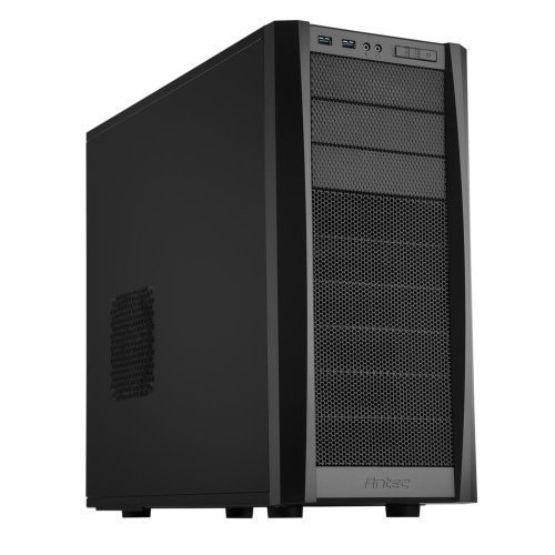 Chassi-Tower Antec Three Hundred TWO Tower No PSU Black ATX