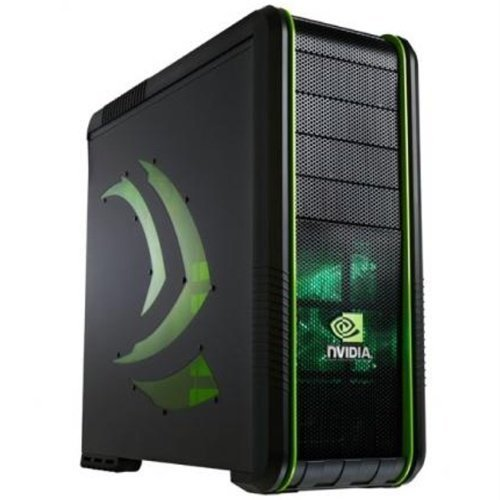 Chassi-Tower Cooler Master CM 690 II Advanced NVIDIA edition