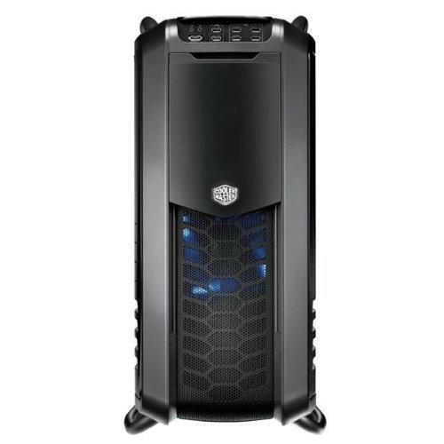 Chassi-Tower Cooler Master Cosmos II (Svart)