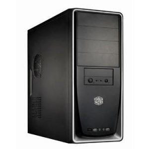 Chassi-Tower Cooler Master Elite 310 Tower No PSU Black/Silver A