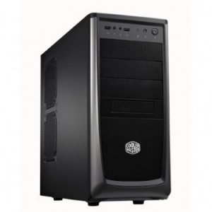 Chassi-Tower Cooler Master Elite 372 Tower No PSU Black ATX