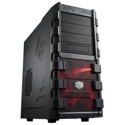 Chassi-Tower Cooler Master HAF 912 Plus Tower No PSU Black ATX
