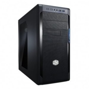 Chassi-Tower Cooler Master N300 Mid Tower Black No PSU ATX