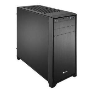 Chassi-Tower Corsair Obsidian Series 350D Performance Micro-ATX Black no PSU