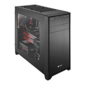 Chassi-Tower Corsair Obsidian Series 350D Performance Window Micro-ATX Black no PSU