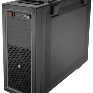 Chassi-Tower Corsair Vengeance Series C70 Tower No PSU Gunmetal Black ATX