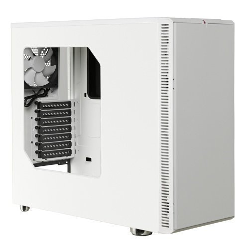 Chassi-Tower Fractal Design Define R4 White Window Tower No PSU White ATX