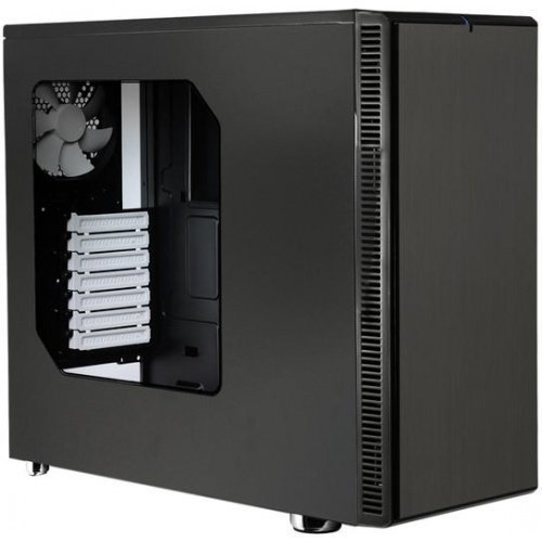 Chassi-Tower Fractal Design Define R4 Window Tower No PSU Black Pearl ATX