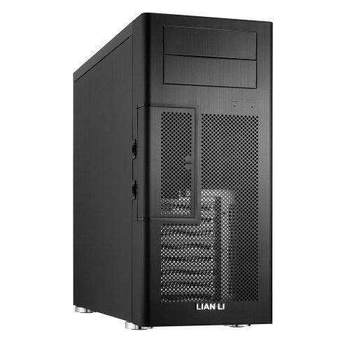Chassi-Tower Lian Li PC-100 Tower No PSU Black ATX