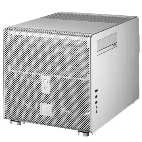 Chassi-Tower Lian Li PC-V353A Tower No PSU Silver mATX