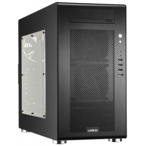 Chassi-Tower Lian Li PC-V750WX FullTower No PSU Black E-ATX