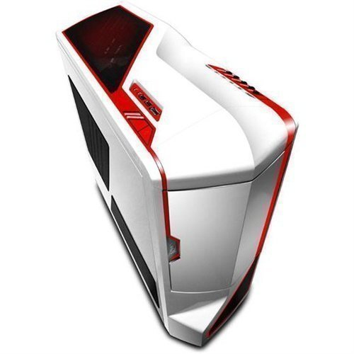 Chassi-Tower NZXT Phantom Special Edition Full Tower Red Stripes