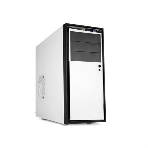 Chassi-Tower NZXT Source 210 Elite White