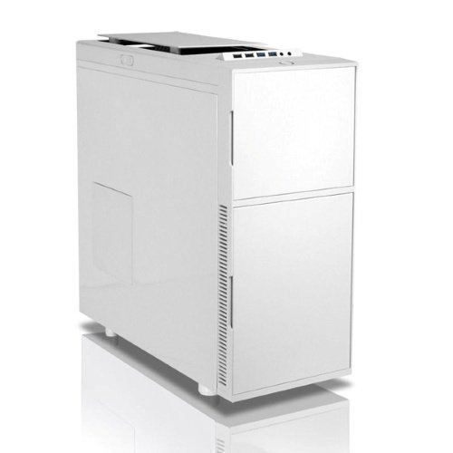 Chassi-Tower Nanoxia Deep Silence 1 Tower No PSU White ATX