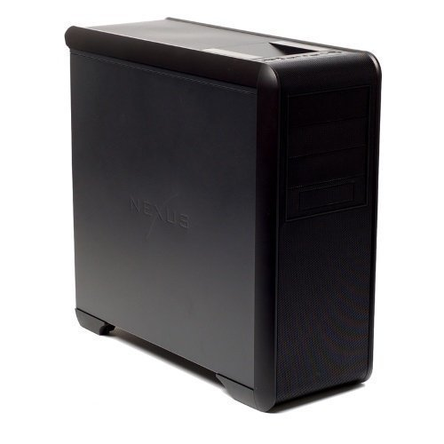 Chassi-Tower Nexus Prominent R Tower No PSU Black