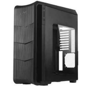 Chassi-Tower Silverstone Raven RV04B-W USB 3.0 Tower Black ATX