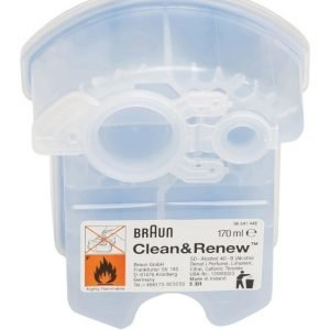 Clean & Renew CCR4