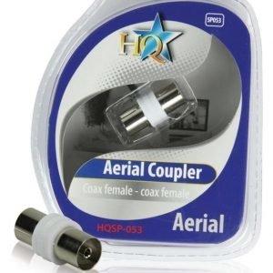 Coax naaras - Coax naaras adapteri