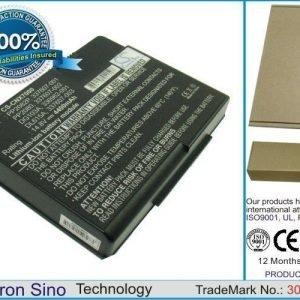 Compaq Presario X1000 sarja akku 4400 mAh