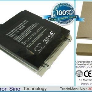 Compaq Tablet PC TC1000 akku 3600 mAh