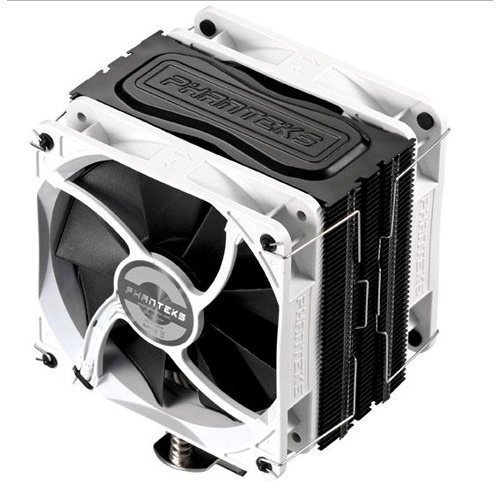 Cooling-CPU Phanteks PH-TC12DX CPU Cooler Black