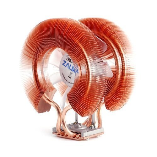 Cooling-CPU Zalman CNPS9900 MAX CPU Cooler Red