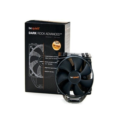 Cooling-CPU be quiet! CPU Cooler Dark Rock Advanced