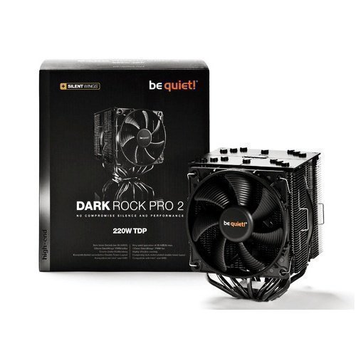 Cooling-CPU be quiet! CPU Cooler Dark Rock PRO 2