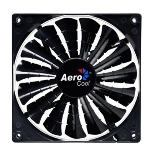 Cooling-Fan Aerocool Shark Fan Black Edition 120mm