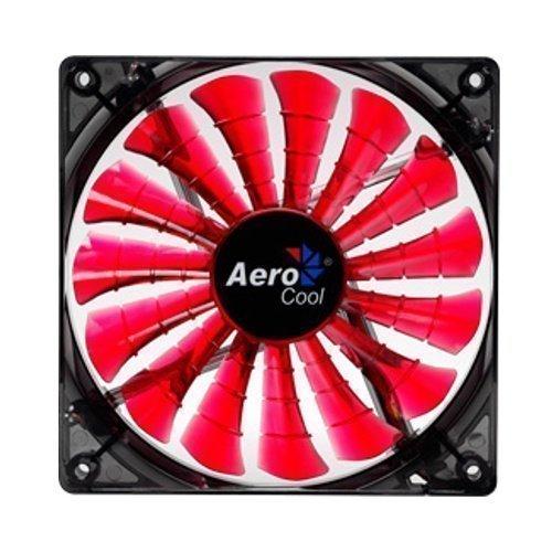 Cooling-Fan Aerocool Shark Fan Devil Red Edition 140mm
