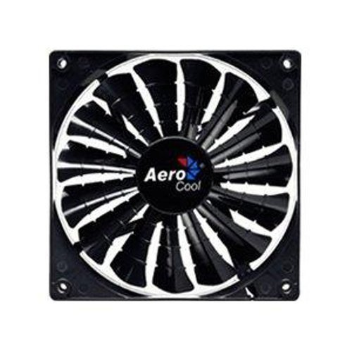Cooling-Fan Aerocool Shark Fan Evil Black Edition 120mm