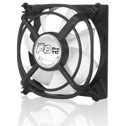 Cooling-Fan Arctic Cooling ARCTIC F8 Pro TC retail