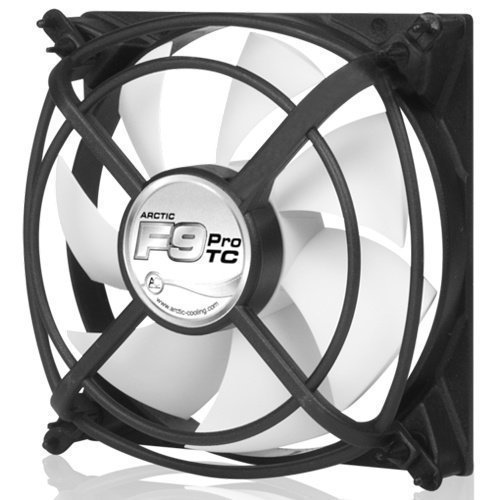 Cooling-Fan Arctic Cooling ARCTIC F9 Pro TC retail