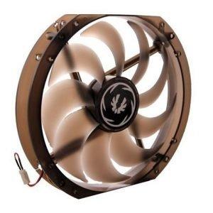 Cooling-Fan BitFenix Spectre Fan Green LED 230mm Black
