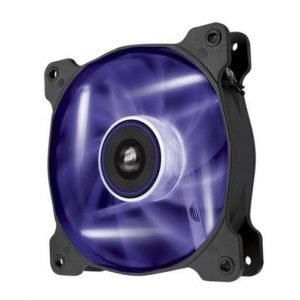 Cooling-Fan Corsair AF120 Quiet Edition Purple LED Fan Dual Pack