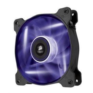 Cooling-Fan Corsair AF120 Quiet Edition Purple LED Fan Dual Pack