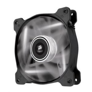 Cooling-Fan Corsair AF120 Quiet Edition White LED Fan Dual Pack